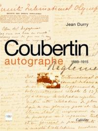 Jean Durry - Coubertin.