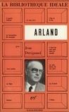 Jean Duvignaud - Arland.