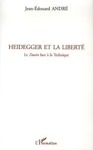 Heidegger et la liberté - Le Dasein face à la technique.pdf
