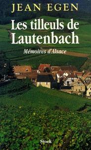Jean Egen - Les tilleuls de Lautenbach.