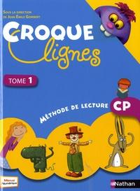 Jean-Emile Gombert - Méthode de lecture CP - Tome 1.