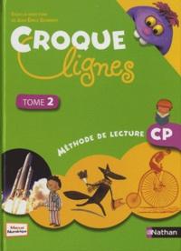 Jean Emile Gombert - Méthode de lecture CP - Tome 2.