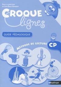 Jean-Emile Gombert - Méthode de lecture CP - Guide pédagogique. 2 CD audio
