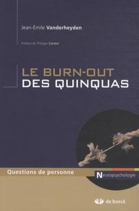 Histoiresdenlire.be Le burn-out des quinquas Image