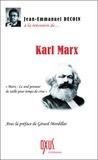 """Jean-Emmanuel Ducoin - Karl Marx - """"Le seul penseur de taille pour temps de crise""""."""