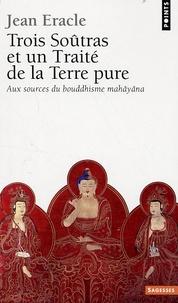 Deedr.fr Trois Soûtras et un Traité de la Terre pure - Aux sources du bouddhisme mahâyâna Image