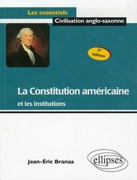 Accentsonline.fr La Constitution américaine et les institutions Image