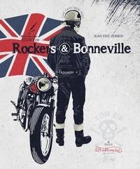 Jean-Eric Perrin - Rockers & Bonneville - Avec 1. 1 DVD