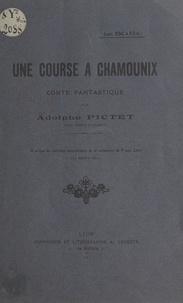 Jean Escarra - Une course à Chamounix - Conte fantastique.