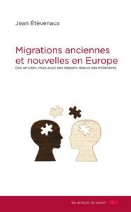 Goodtastepolice.fr Migrations anciennes et nouvelles en Europe - Des arrivées, mais aussi des départs depuis des millénaires Image