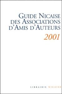 Jean-Etienne Huret - Guide Nicaise des associations d'amis d'auteurs 2001.