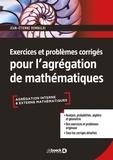 Jean-Etienne Rombaldi - Exercices et problèmes corrigés pour l'agrégation de mathématiques.