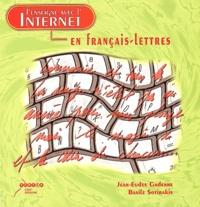 Jean-Eudes Gadenne et Basile Sotirakis - J'enseigne avec l'Internet en français-lettres.