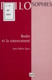 Jean-Fabien Spitz - Bodin et la souveraineté.