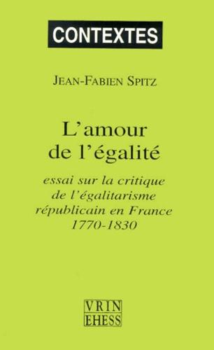 Jean-Fabien Spitz - .