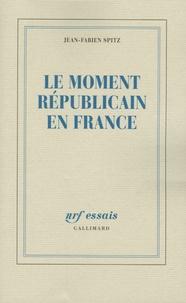 Histoiresdenlire.be Le moment républicain en France Image