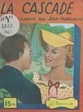 Jean Fabranche - La cascade.