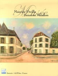 Jean Fabris - Maurice Utrillo - Suzanne Valadon - Catalogue du Musée.