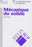 Jean Fayet - .