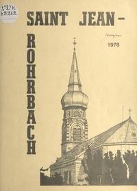 Jean Feith - Saint Jean Rohrbach, 1978.