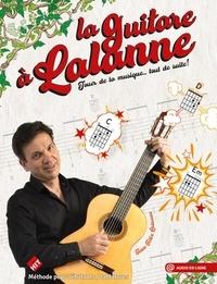 Jean-Félix Lalanne - La guitare à Lalanne.