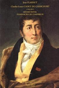 Alixetmika.fr Charles-Louis Cadet de Gassicourt, bâtard royal, pharmacien de l'Empereur Image