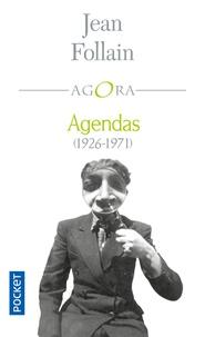 Jean Follain - Agendas - 1926-1971.