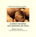 Jean Foucault et  Collectif de poètes rwandais - Lettres ouvertes aux pommes de terre.