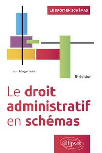 Livres gratuits sur ordinateur en pdf à télécharger Le droit administratif en schémas par Jean Fougerouse