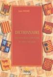 Jean Fourié - Dictionnaire des auteurs de langue d'oc de 1800 à nos jours.