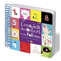 Jean-François Alexandre - L'imagier des chiffres et des formes - De 1 à 9 en chantant !. 1 CD audio