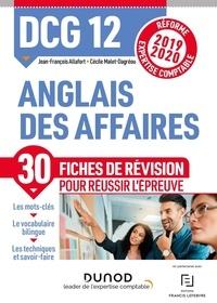 Livres à téléchargements numériques gratuits Anglais des affaires  - Fiches de révision, réforme expertise comptable par Jean-François Allafort, Cécile Malet-Peterson
