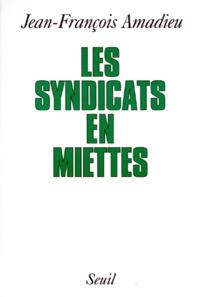 Jean-François Amadieu - Les syndicats en miettes.