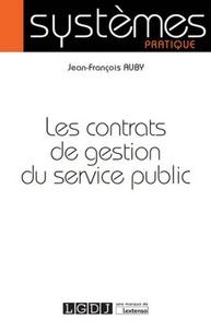 Deedr.fr Les contrats de gestion du service public Image
