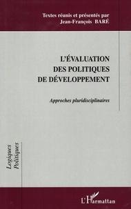 Jean-François Baré et  Collectif - .