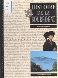 Jean-François Bazin - Histoire de la Bourgogne.