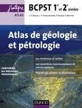 Jean-François Beaux et Jean-François Fogelgesang - Atlas de géologie-pétrologie BCPST 1re et 2e années - 2e éd. - conforme au nouveau programme.