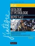Jean-François Beaux et Jean-François Fogelgesang - Atlas de géologie-pétrologie BCPST 1re et 2e années.