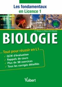 Jean-François Beaux et Ghyslaine Beaux - Biologie.