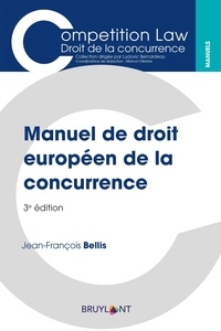 Deedr.fr Droit européen de la concurrence Image