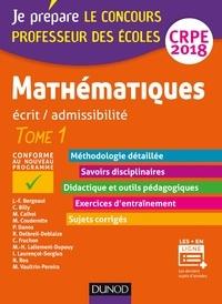 Mathématiques écrit/admissibilité CRPE - Tome 1.pdf