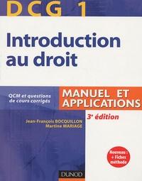 Introduction au droit DG1 - Manuel et applications.pdf
