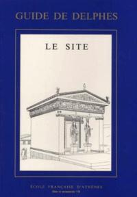 Jean-François Bommelaer - Guide de Delphes - Le site.