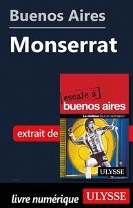 Jean-François Bouchard et Jean Boucher - ESCALE A  : Buenos Aires - Monserrat.