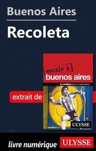 Jean-François Bouchard et Jean Boucher - ESCALE A  : Buenos Aires - Recoleta.