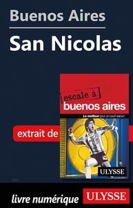 Jean-François Bouchard et Jean Boucher - ESCALE A  : Buenos Aires - San Nicolas.