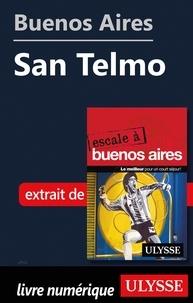Jean-François Bouchard et Jean Boucher - ESCALE A  : Buenos Aires - San Telmo.
