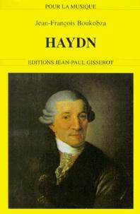 Jean-François Boukobza - Haydn, 1732-1809.