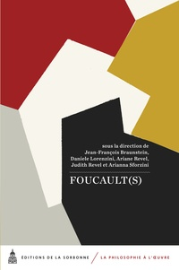 Jean-François Braunstein et Daniele Lorenzini - Foucault(s).