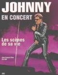 Jean-François Brieu et Eric Didi - Johnny en concert - Les scènes de sa vie.
